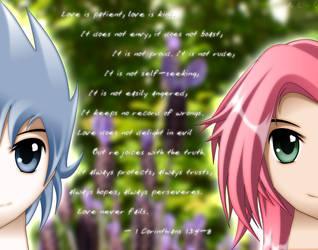 Love Never Fails by ChiEkku