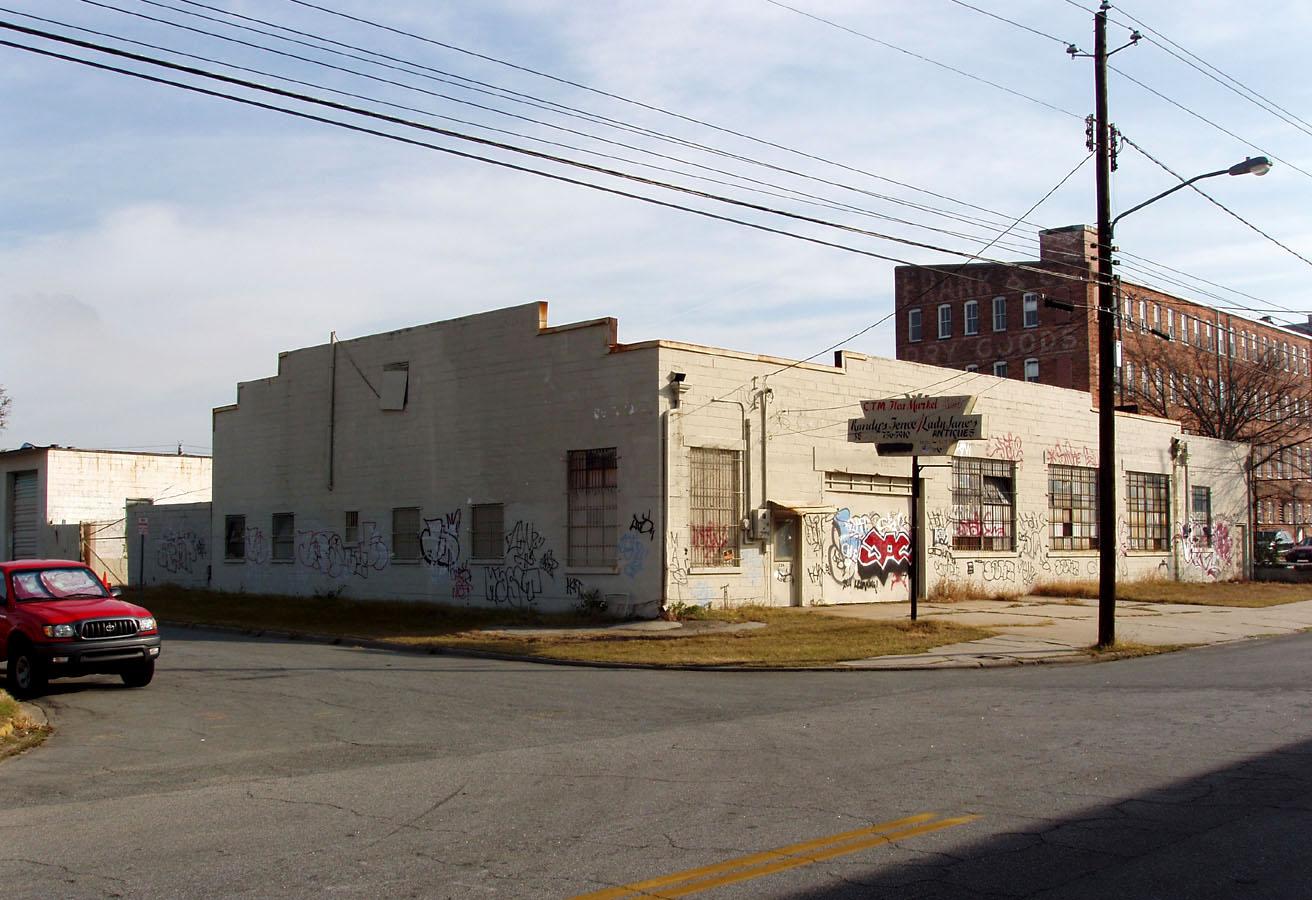 Savannah GA garage by phoenix-snapt