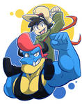 Kio and Ozzy