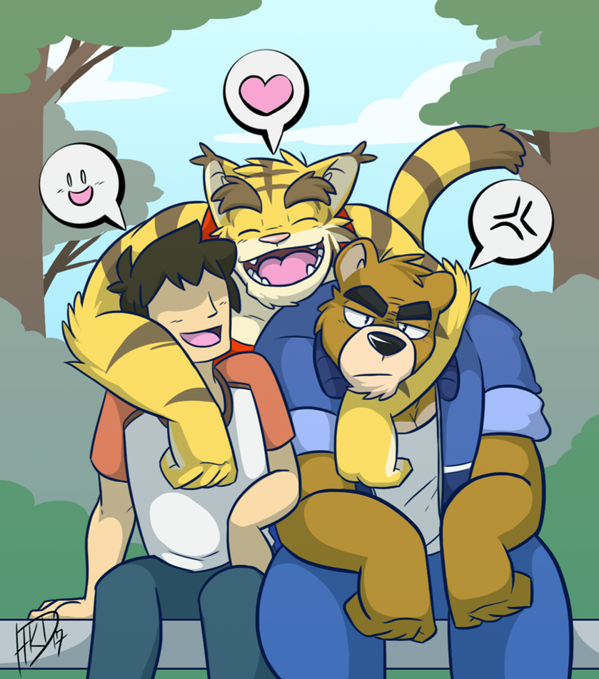 Best Friends Part 1 By HiKazeDragon On DeviantArt