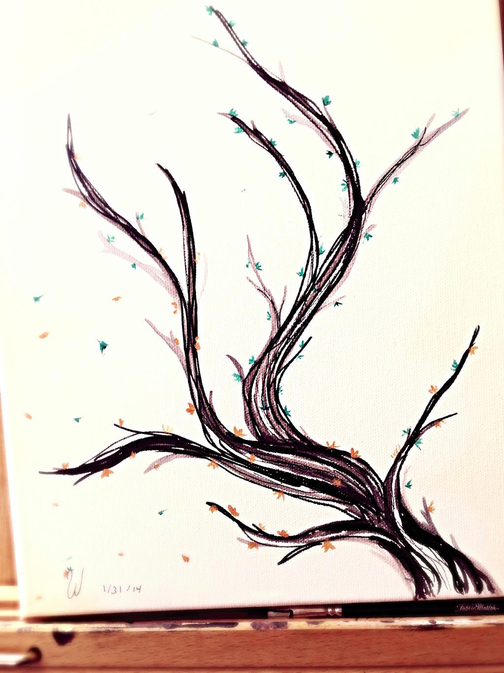 Tree by GaaraLover1099