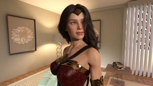 Wonder Woman version 2