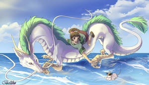 Chihiro's journey