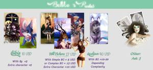 Belliko-Art NEW Pricelist