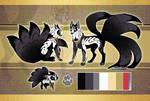 Egyptian Kitsune//Auction//CLOSED
