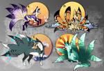 Kitsune auction// CLOSED