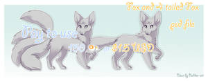 Fox and Kitsune // Pay to Use//