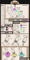 FoxFan Species Guide (Closed Species) + F.A.Q