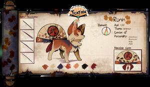 Meet Ronin!