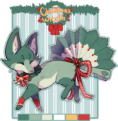 Advent Calendar day 29: Christmas Wreath