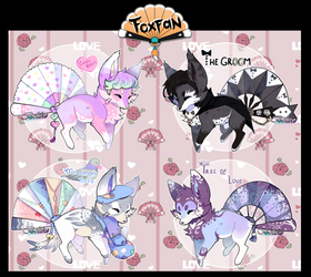 Happy Valentine Day foxfan/ AUCTION/ CLOSED
