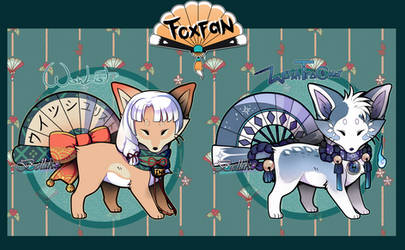 Foxfan New Year 2018, AUCTION CLOSED!
