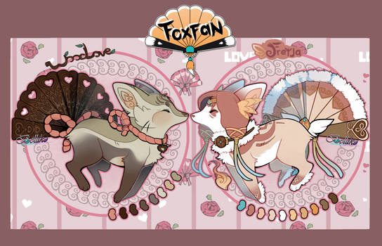 Happy Late Valentine Day Foxfan/ AUCTION CLOSED!