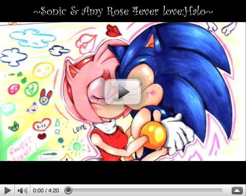Sonic_Amy 4ever love: Halo by MyWrold on DeviantArt