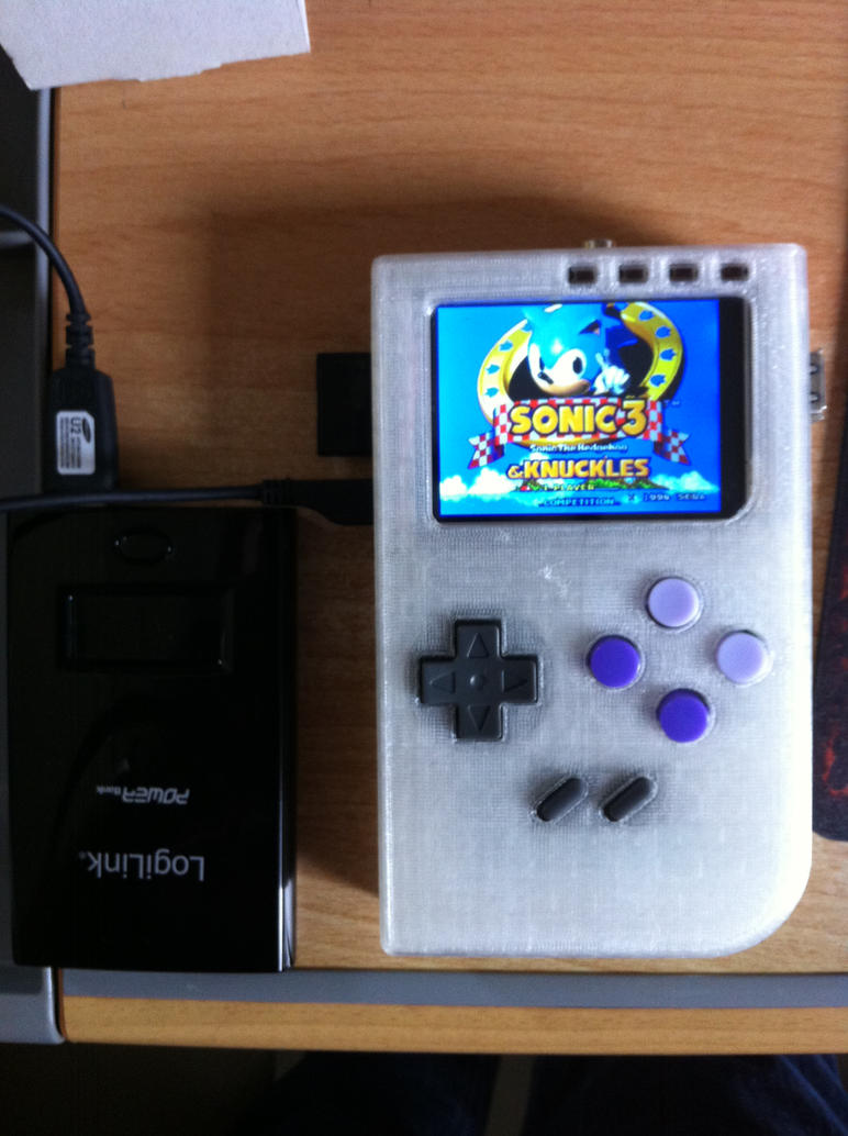 PiMO Handheld Emulator by IvanLux