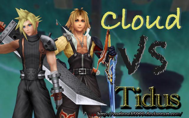 Dissidia 012 Cloud vs ...
