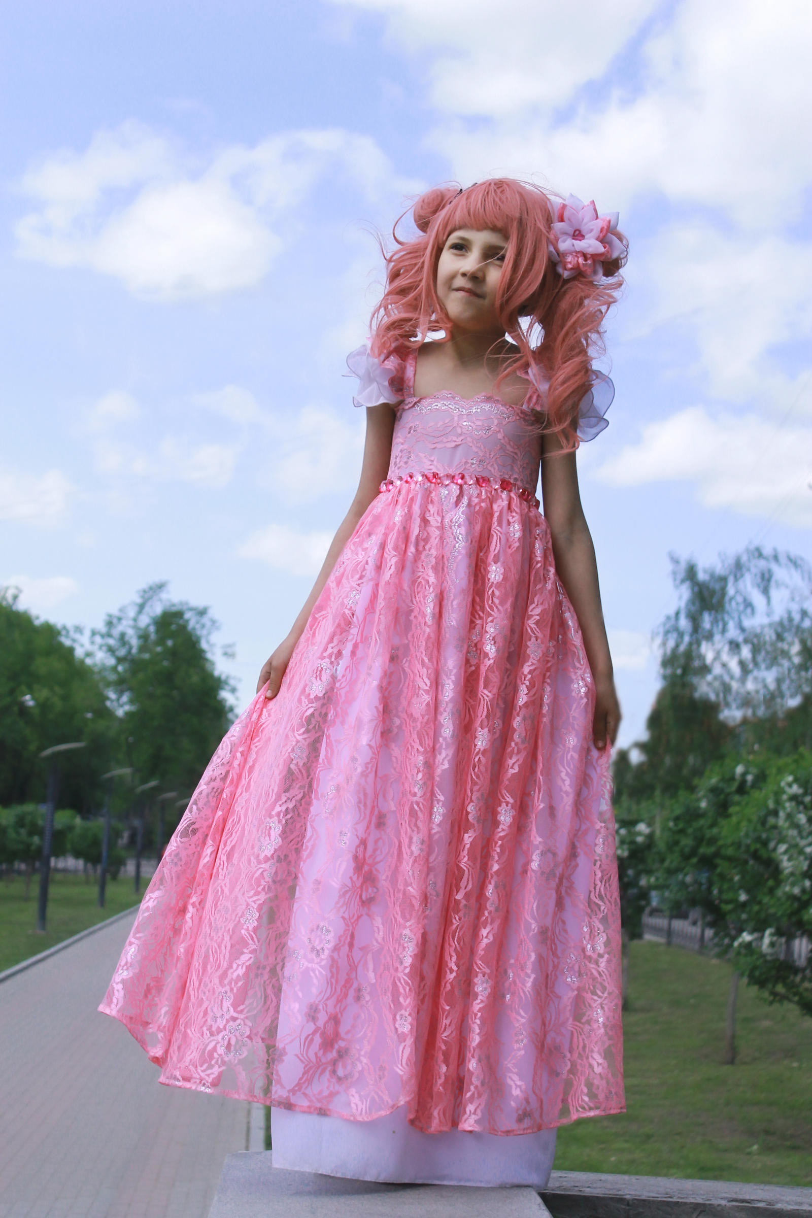 princesse Chibiusa by koyrusanzo