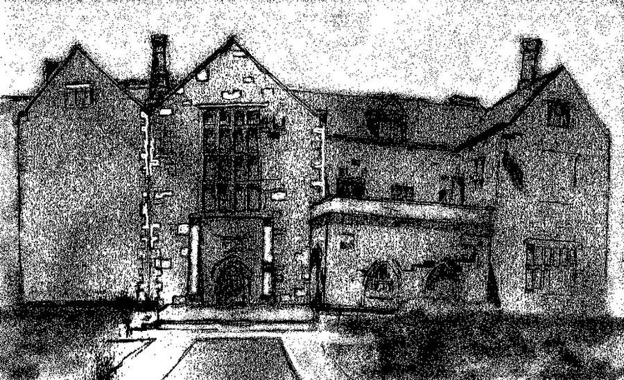 Salisbury House By Justin Treusch On Deviantart