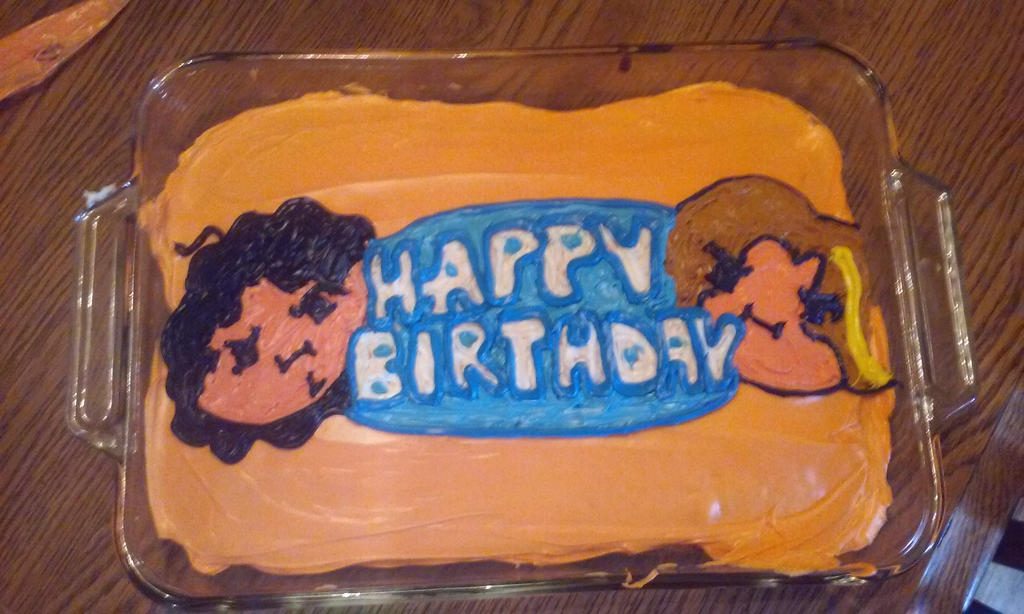 Pics Quiz Cake Art Mon : Game Grump Cake by animatedxrey on DeviantArt