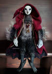 Wizard Faul (bjd anthro-owl)