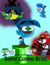 FGP-Super Cosmo Bros. by FairlyAntiParents