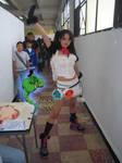 Cosplay -Ling Xiaoyu EGL by pumpkin-matisse