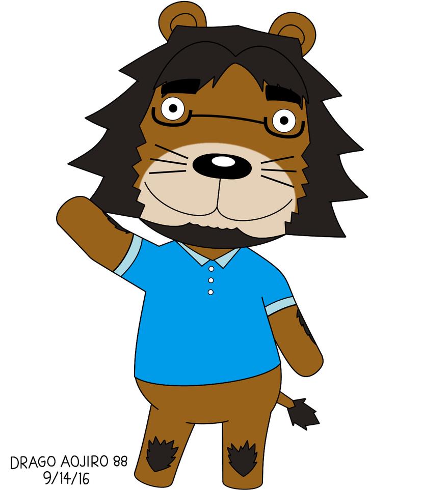 Animal Crossing Grump by TUFFDrago by Grumpy-Lion