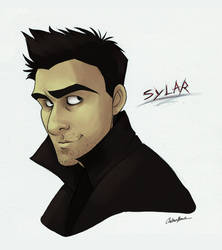 I like drawing sybrows