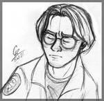 Angsty Daniel Sketch