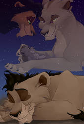 Nuka's Dream by spiritwolf77