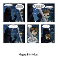 Happy Birthday Dad - SW Style by spiritwolf77