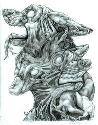 Cerberus - Comp by spiritwolf77