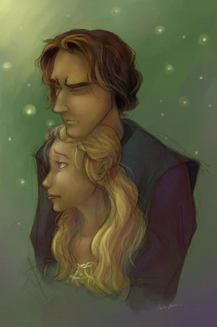 Tristan + Isolde by spiritwolf77
