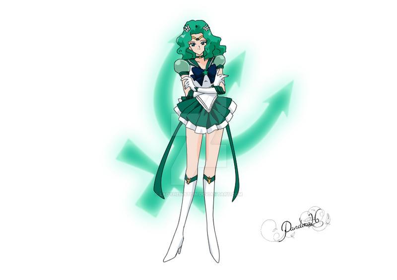 Eternal Sailor Neptune Manga Eternal Sailor Neptune...