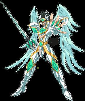 Titan de la Gran Espada Tenjinsoseiken (Render)