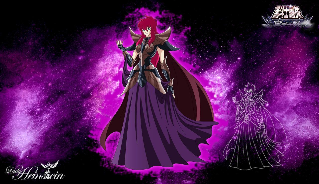 Persephone - Saint Seiya Online by LadyHeinstein on DeviantArt: ladyheinstein.deviantart.com/art/Persephone-Saint-Seiya-Online...