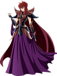 Persephone - Saint Seiya Online (Render)