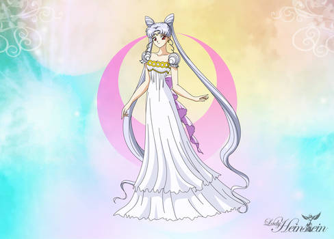 Princess Lady Serenity  (SilverHair)