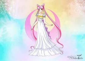 Princess Lady Serenity (PinkHair)