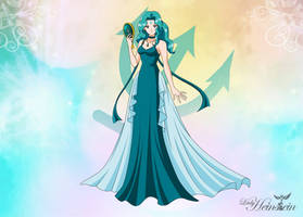 Princess Neptune by LadyHeinstein