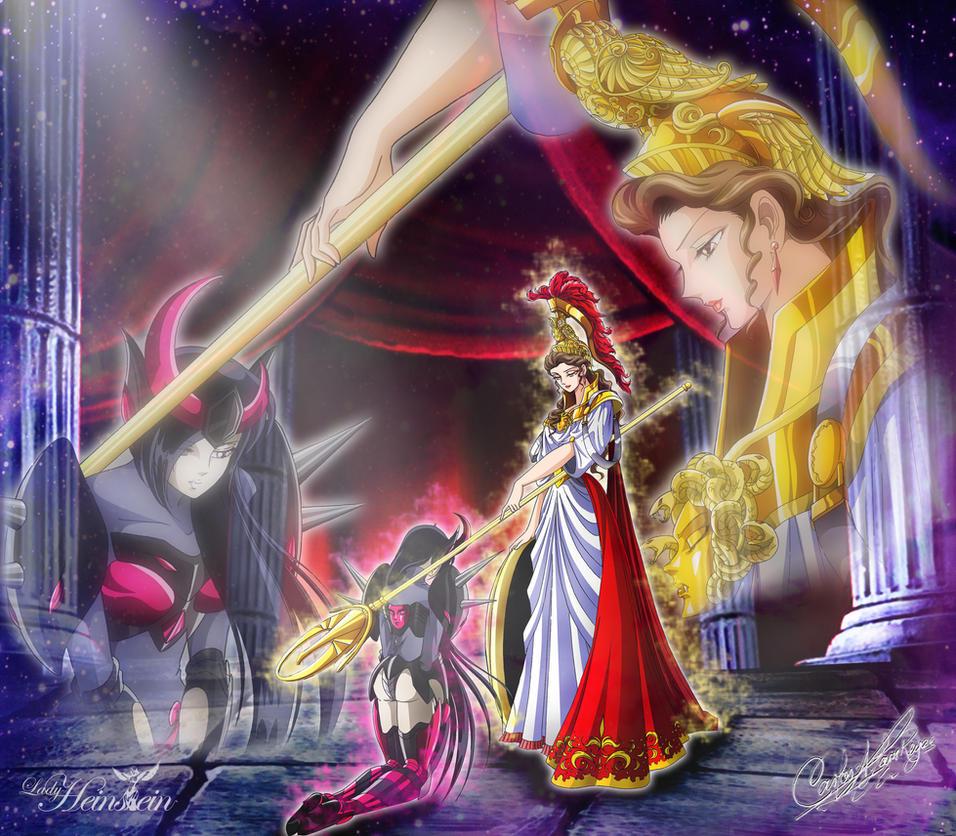 Nombramiento De Un Mythical Saint By LadyHeinstein On