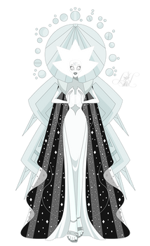 Long Live White Diamond (Render)