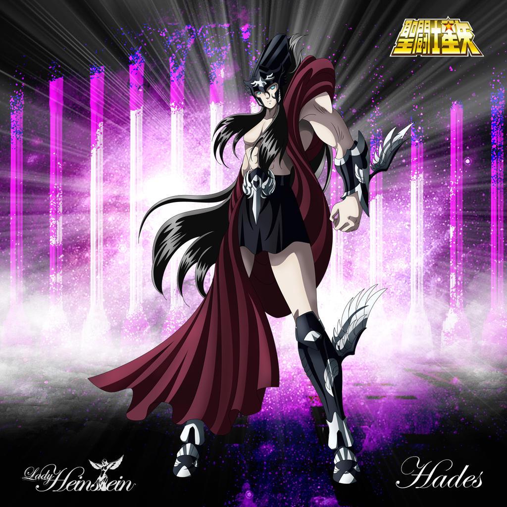 Hades (Classic Anime) By LadyHeinstein On DeviantArt
