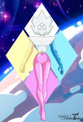 Diamond Ship by LadyHeinstein