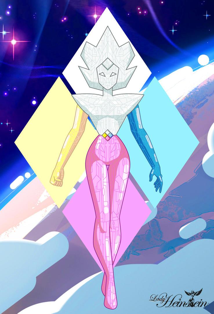Diamond Ship by LadyHeinstein on DeviantArt