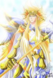 Zeus Chapter III by LadyHeinstein