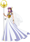 Saori Athena - Legend Of Sanctuary (Render)