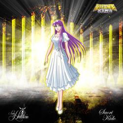 Saori Kido Next Dimension Dress by LadyHeinstein