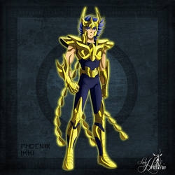 Phoenix Ikki Gold