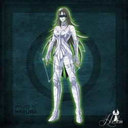 Pavo Mayura by LadyHeinstein